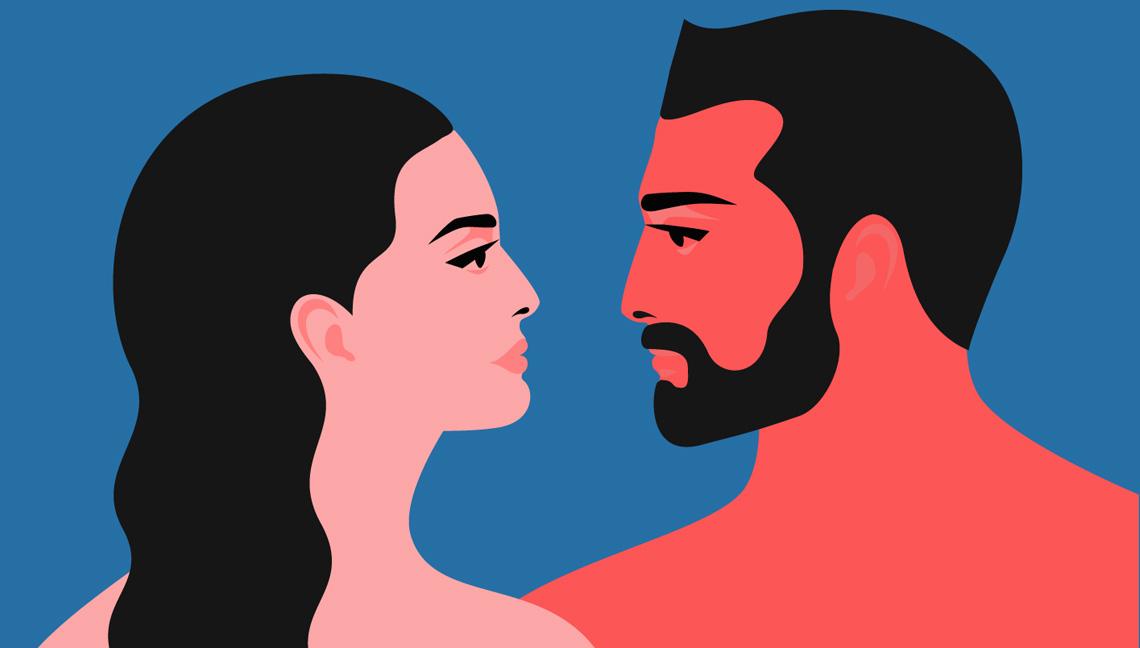 ¿Las mujeres intimidan a loshombres?